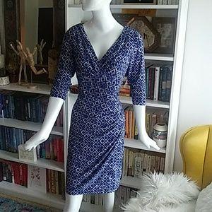 Lauren Ralph Lauren wrap dress 6